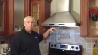 Wall Mount Range Hood Installation