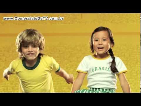 Sadia - Eles nunca viram o Brasil ser campeão - Copa do Mundo  - Comercial de TV