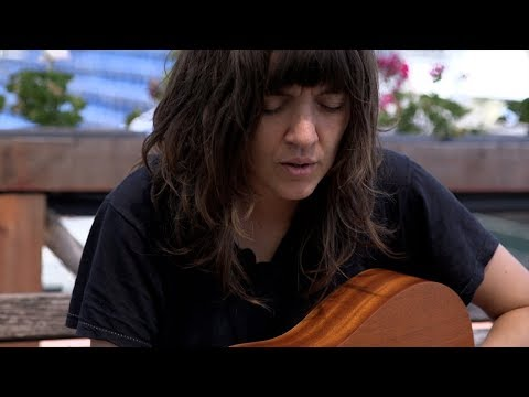 Courtney Barnett: Need a Little Time Acoustic Session