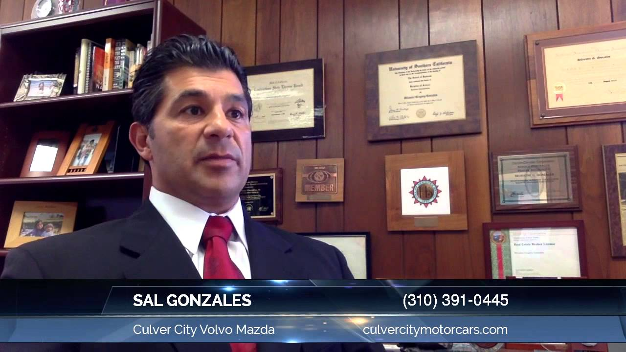 Culver City Mazda >> How To Find The Best Car Dealer Sal Gonzales Of Culver