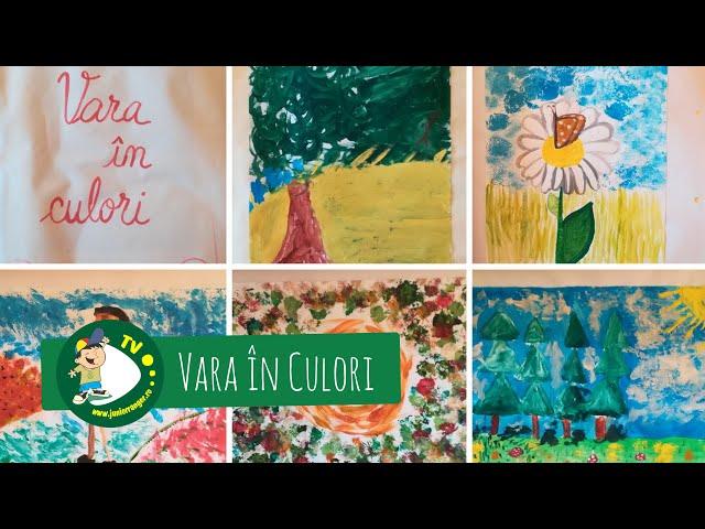 Vara in culori