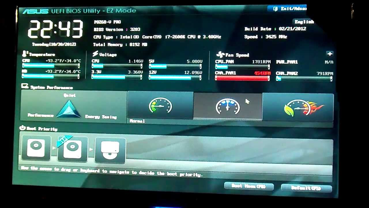 NEW DRIVERS: ASUS P8Z77-V DELUXE BUPDATER