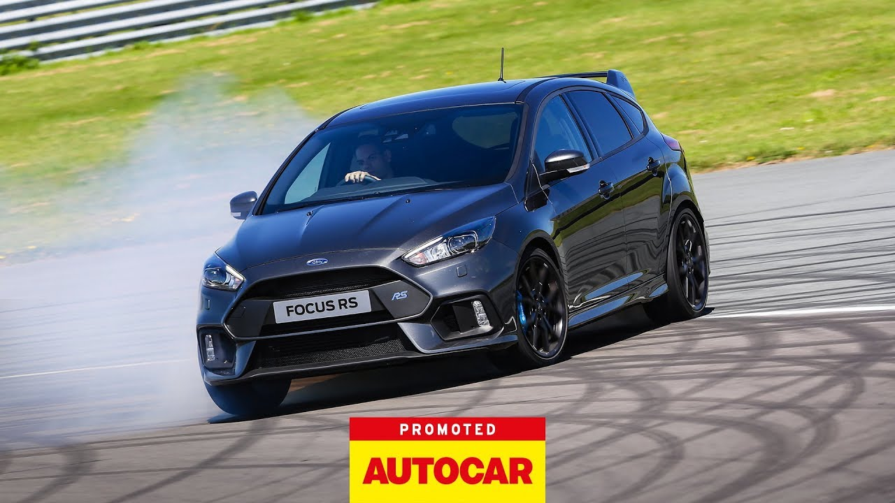 Promoted: Ford Focus RS – 7 Finest Features