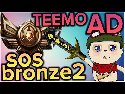 TEEMO AD, SoS Bronze 2 (SoS Viewer FR)