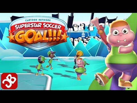 CN Superstar Soccer: Goal - CLARENCE'S GOLD TROPHY - iOS / Android - Gameplay Video