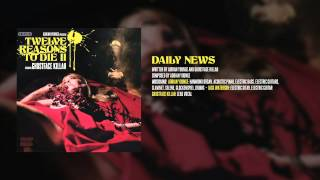 Ghostface Killah & Adrian Younge - Daily News - Twelve Reasons to Die II