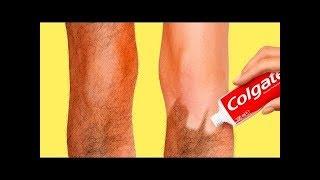 Vez navalha após que pernas o queimar toda bronzeado as depilar