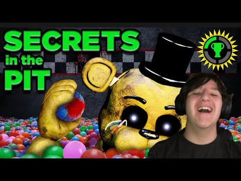 ImpulseEvan Reacts To Game Theory: FNAF, Return To The Pit (3 New FNAF Theories)