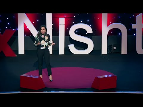 Benefits of Higher Education in Today's Society | Hanna Jaff | TEDxNishtiman
