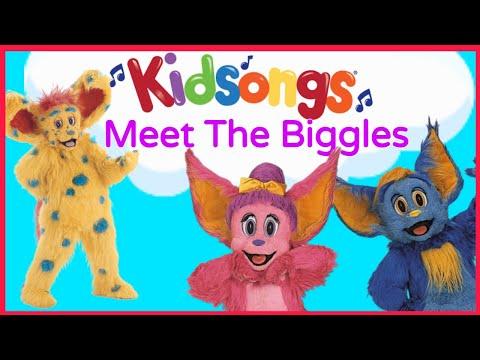 kidsongs adventures in biggleland meet the biggles cd now