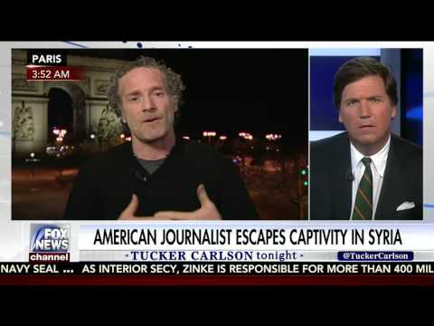 American Journalist Escapes Al Qaeda - Tucker Carlson