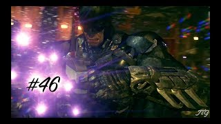 Batman: Arkham Knight Walkthrough Gameplay - PS4 - Part 46 - Cleaning Up Gotham 7