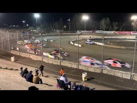 Bakersfield Speedway 03-23-19 Modified Main