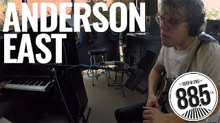 "Anderson East || Live @ 885 KCSN || ""All On My Mind"""