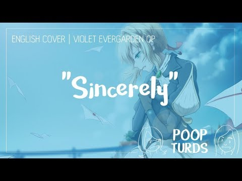 Sincerely | English Cover | Violet Evergarden OP