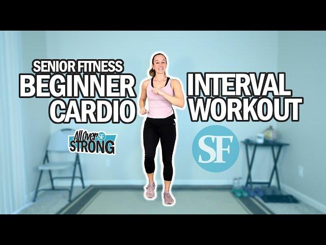 Beginner Cardio Interval Workout For Seniors | 15 Min
