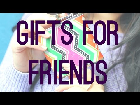 Fun Gift Guide For Bridesmaids & Friends!