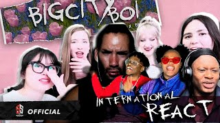 Touliver x Binz - 'BIGCITYBOI' (International React)