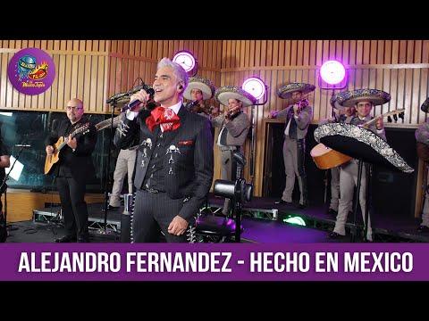 Download  ALEJANDRO FERNÁNDEZ en Vivo desde Capitol Records 'Hecho En Mexico' 2020 Gratis, download lagu terbaru