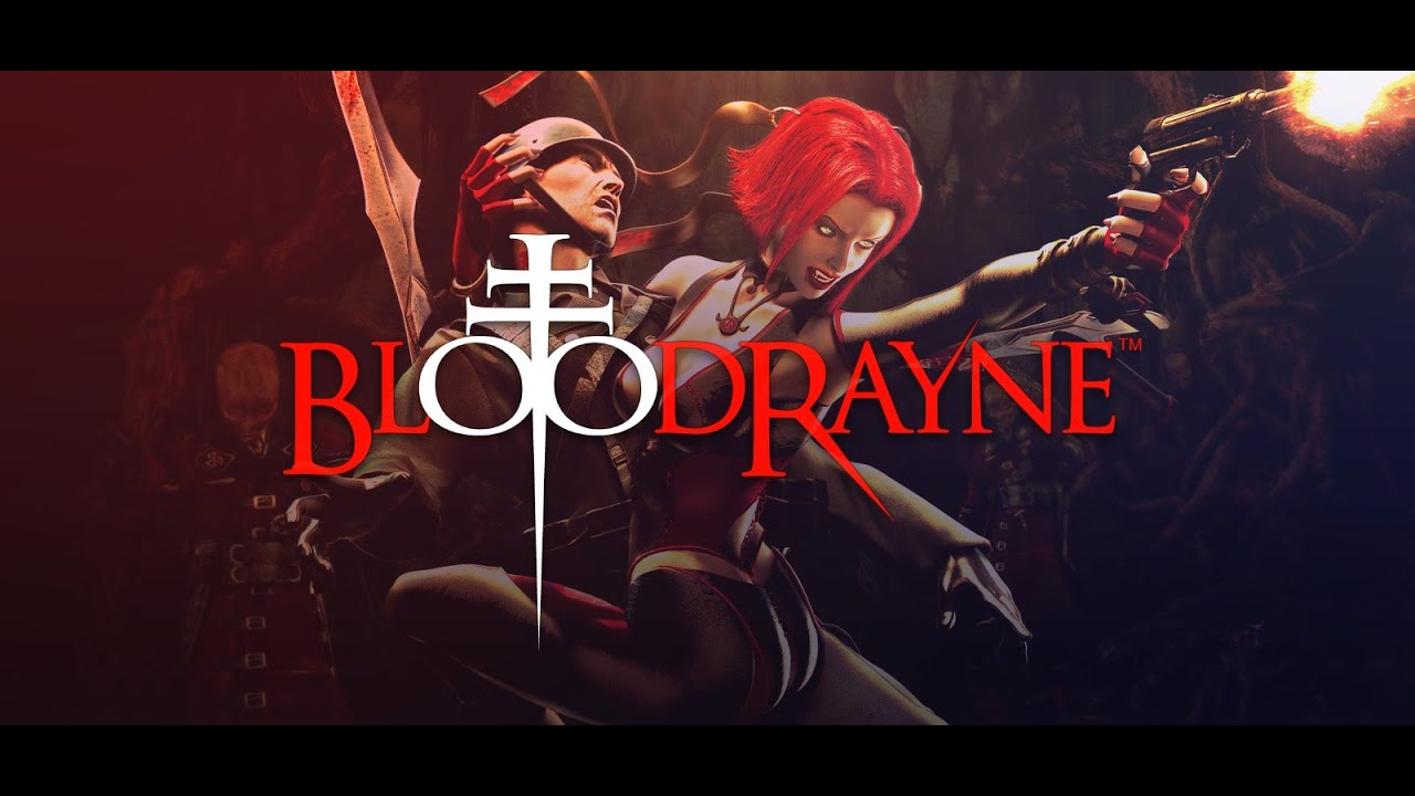 Bloodrayne Game Movie All Cutscenes 2002 Youtube