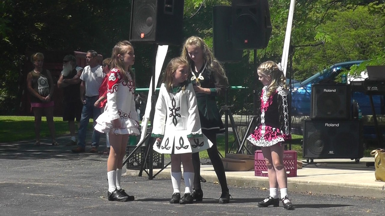 C.V. Irish Dancers  7-30-17