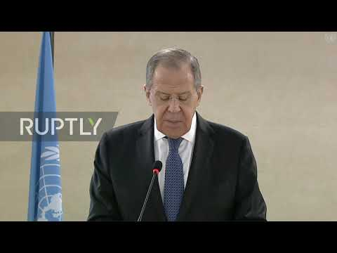 Switzerland: Ceasefire With Militants In Idlib Would Mean  'surrendering To Terrorists' – Lavrov