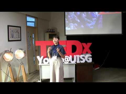 Challenge Of Overcoming The Language Barrier | Yui Okamoto | TEDxYouth@UISG