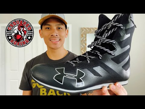 Under Armour Highlight Boxing Shoes REVIEW- UNDER ARMOUR BOXING SHOES ARE LEGIT!