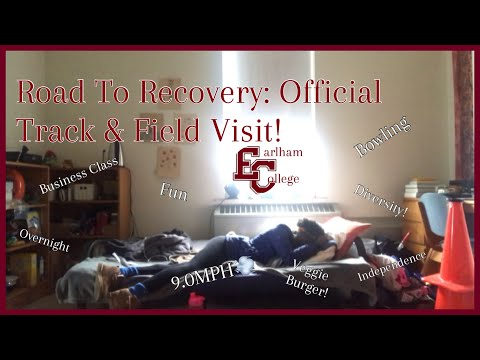 Road To Recovery: Official Visit @ Earlham College