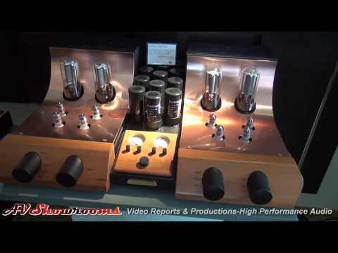 Opera loudspeakers and Unison Research, Hifi Deluxe 2014 Munich