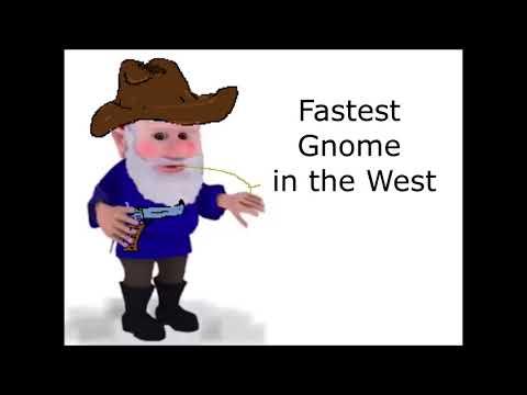 IM A GNOME