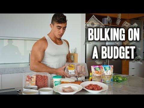 Best Bulking Meals on a Budget   Zac Perna