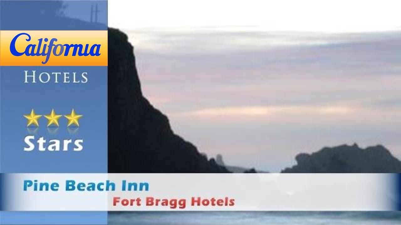 Pine Beach Inn Fort Bragg Hotels California