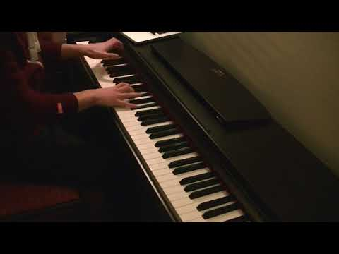Turn  - The Wombats (Piano Cover by Lorcan Rooney)