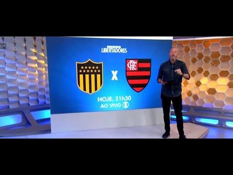 Penarol X Flamengo Na Libertadores Globo Esporte 0805