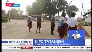 Mwanafunzi wa Butere ajiua katika bweni