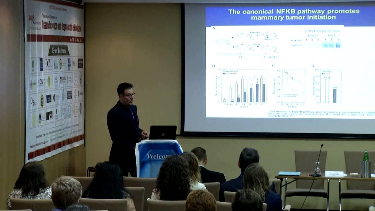 Richard G  Pestell | USA | Tissue Science and Regenerative Medicine  2015 | Conferenceseries LLC