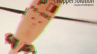 Helicópero PR-NMC da Chopper Solution.