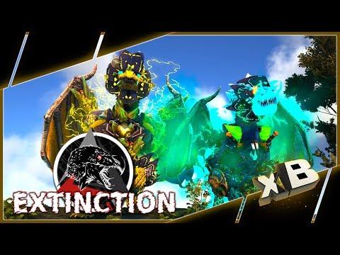 DRAGON EMPERORS! :: MODDED ARK: Extinction :: Ep 31