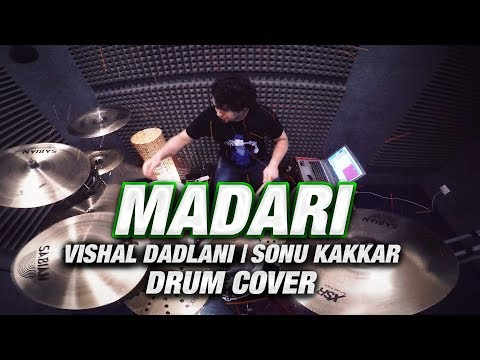 Nikhil Maira - Madari | Clinton Cerejo feat Vishal Dadlani & Sonu Kakkar | Coke Studio (Drum Cover)