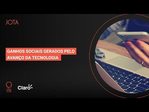 Ganhos sociais gerados pelo avanço da tecnologia | 19/11/20