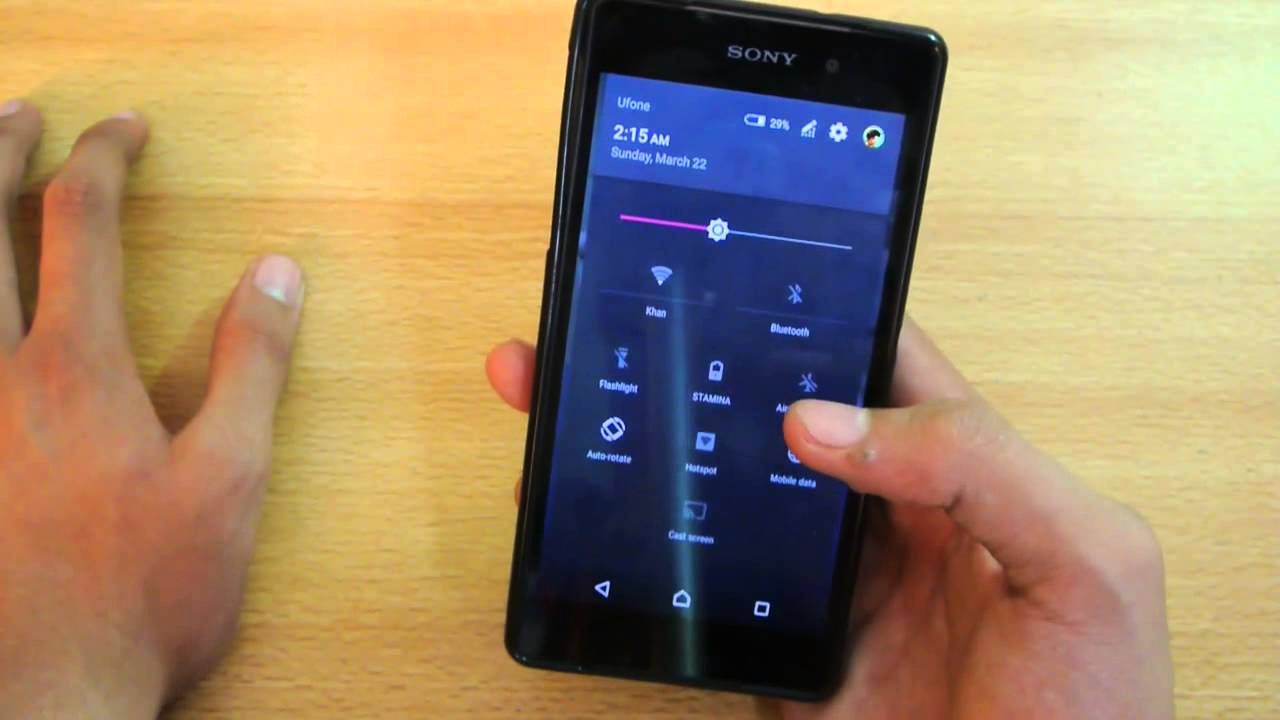 Sony Xperia Z2 Official Android 5 0 2 Lollipop Update Review HD