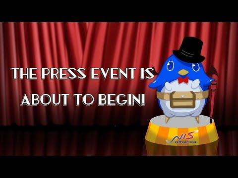 NISA Press Event 2018