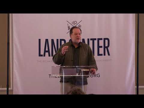 2018-01-25 Land Center Luncheon - Dr. Craig Bartholomew