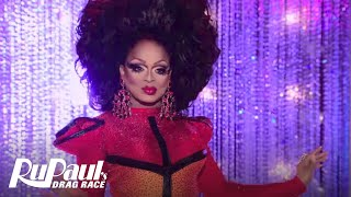 RuPaul's Drag Race | Sissy That Walk & Flashback with the Final Four | Season 7