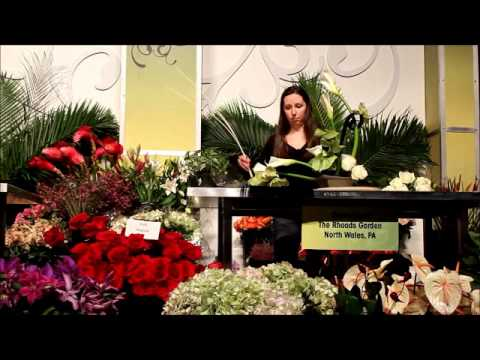 2013 Phila Flower Show Competition