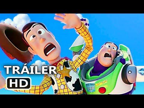 TOY STORY 4 Tráiler Teaser Español Latino (Pixar, 2019)