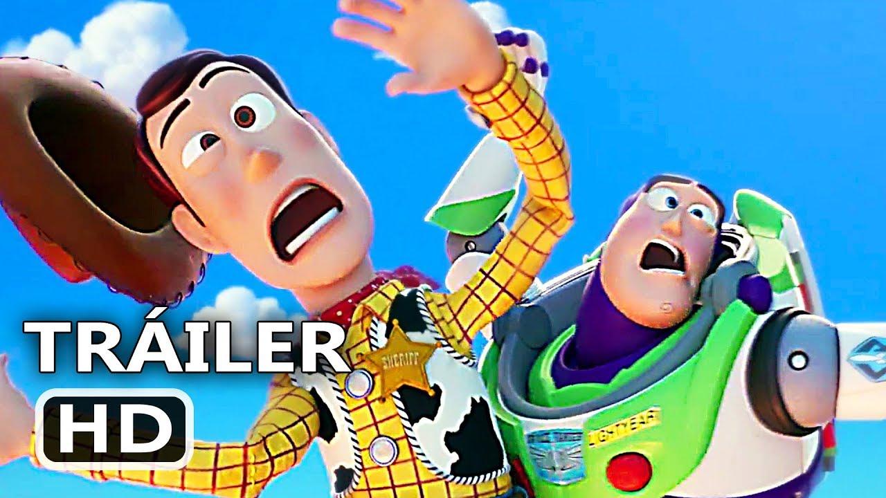 Toy Story 4 Tráiler Teaser Español Latino Pixar 2019