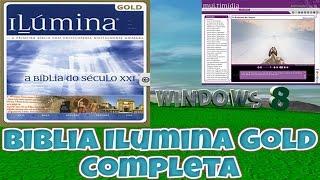 Bíblia Ilumina Gold Completa Windows 8 ( Novo )