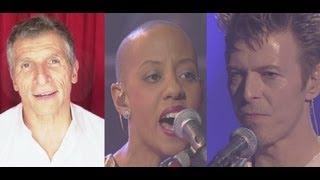 My Taratata - Nagui - David Bowie & Gail Ann Dorsey